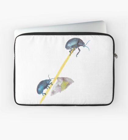 Balancing Beetles Laptop Sleeve