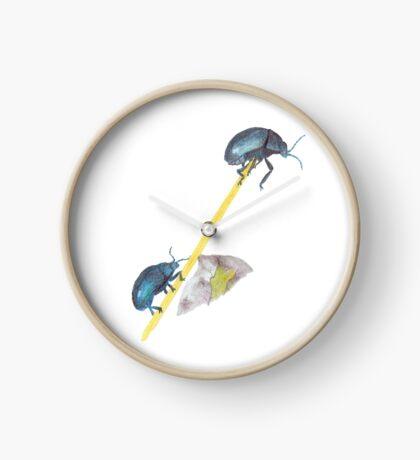 Balancing Beetles Clock