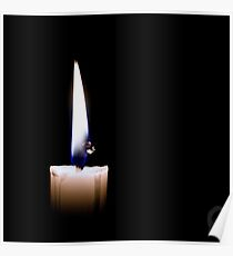 Cool Candle Poster