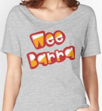 Wee Barra, Scottish Dialect, Slang Women's Relaxed Fit T-Shirt