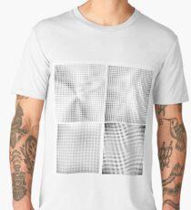 Halftone Patterns. Set of Halftone Dots. Dots on White Background. Halftone Texture. Halftone Dots. Halftone Effect. Men's Premium T-Shirt