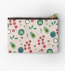 Italian Food Illustration in Gouache #2 Studio Pouch