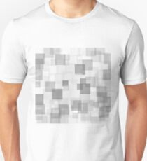 Abstract Grey Background. Abstract Grey Futuristic Pattern T-Shirt