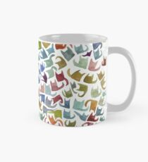 Cat pattern, Kitten Texture Tasse