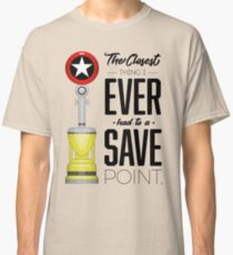 This was my save point Classic T-Shirt