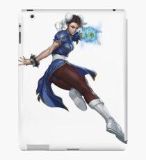 Female Fighter 2 iPad Case/Skin