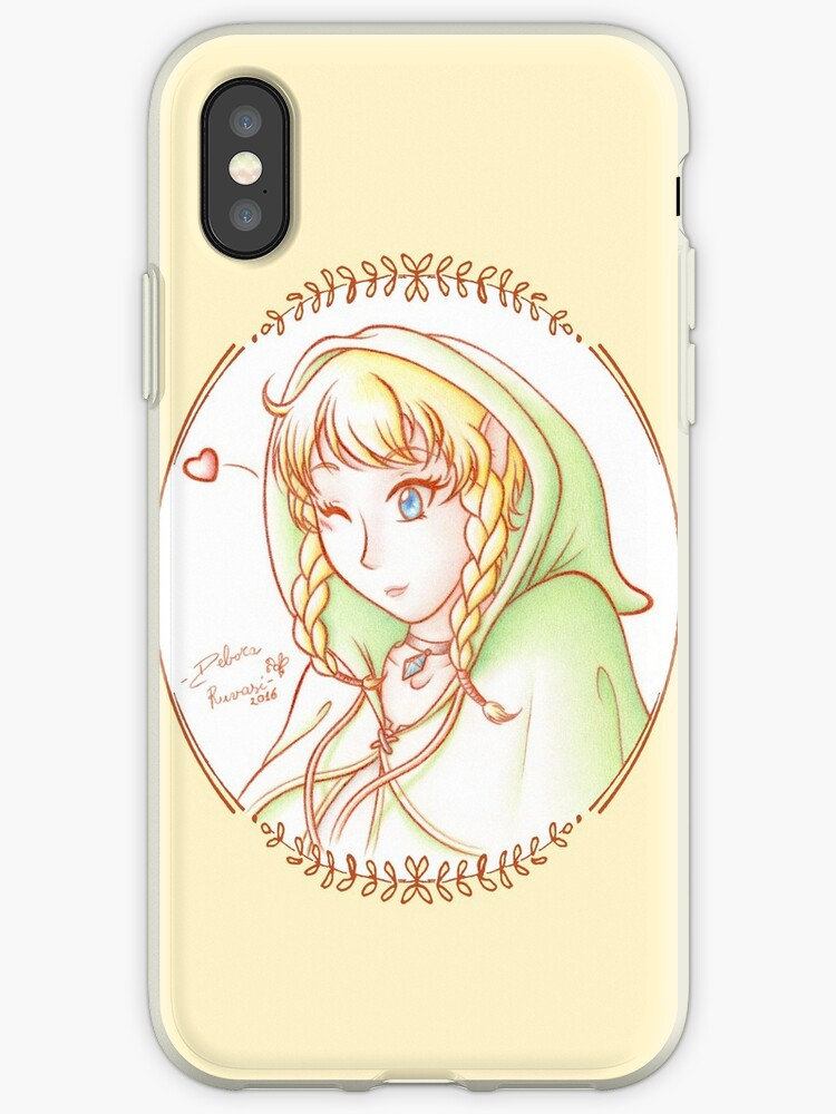 Linkle - cammeo vrs. by SilveryDreams