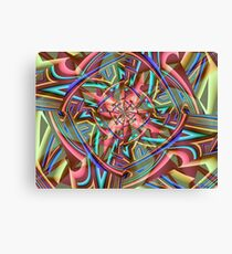 Twist of Fate Canvas Print