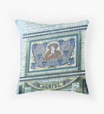Herfst - Mosaics Throw Pillow