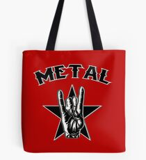 METAL - HEAVY METAL Tote Bag