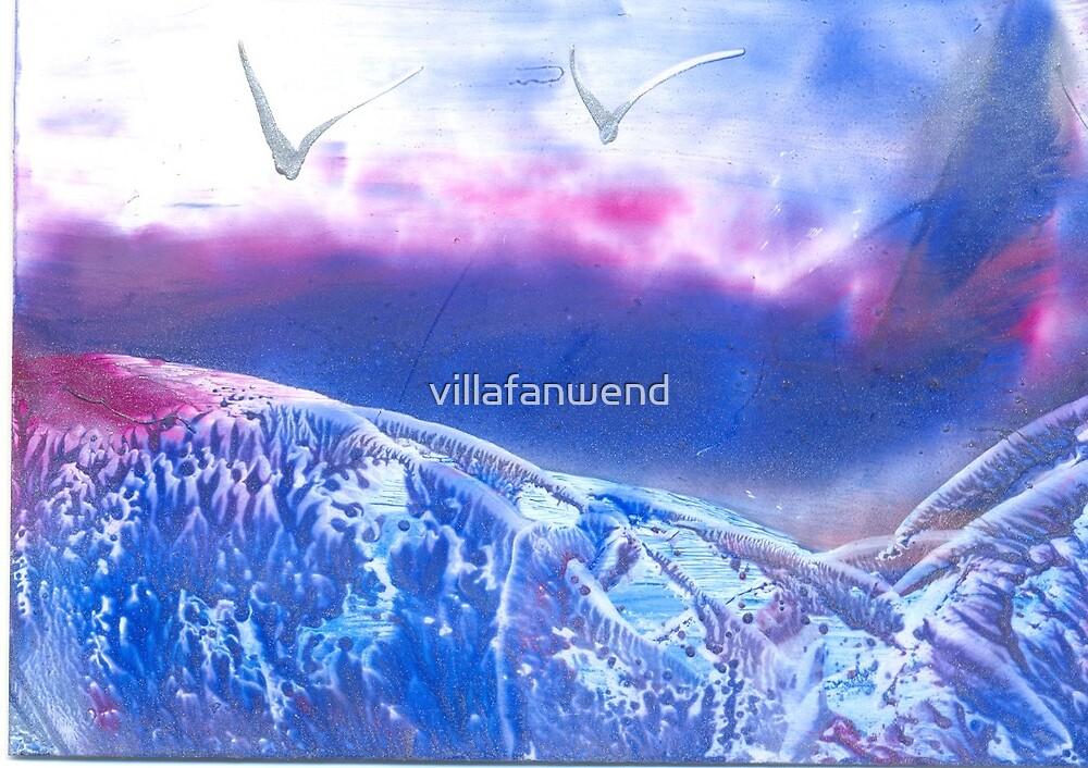 silverbirds by villafanwend