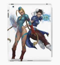 Group fighter iPad Case/Skin