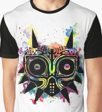 Majoras Color Mask Graphic T-Shirt