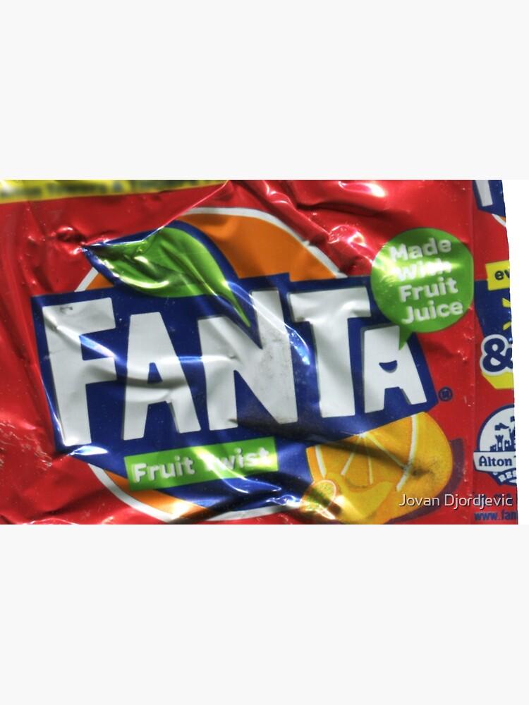 Fanta > Fruit Twist - Crushed Tin by jovandjordjevic