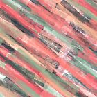 Abstract pattern 975 by LoraSi