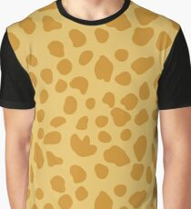 Autumn Animal Print 2 Graphic T-Shirt