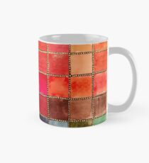 Rainbow Tiles Golden Mosaic Mug