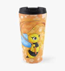 Alya and the 4 seasons - autumn Travel Mug