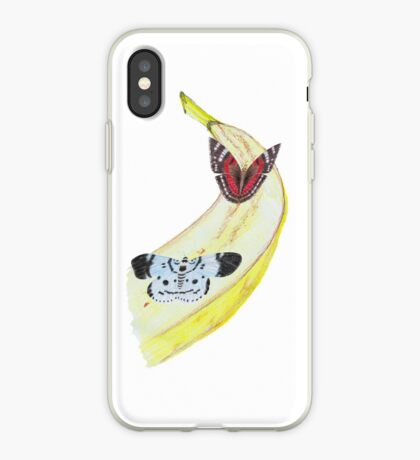 Bytterfly Banana Feast iPhone Case
