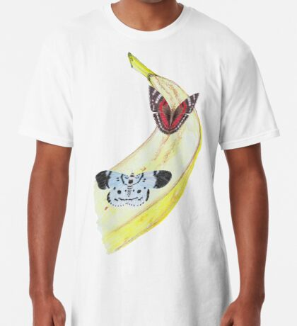 Bytterfly Banana Feast Long T-Shirt