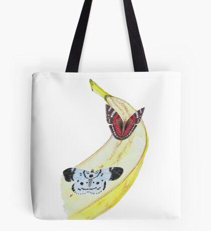 Bytterfly Banana Feast Tote Bag