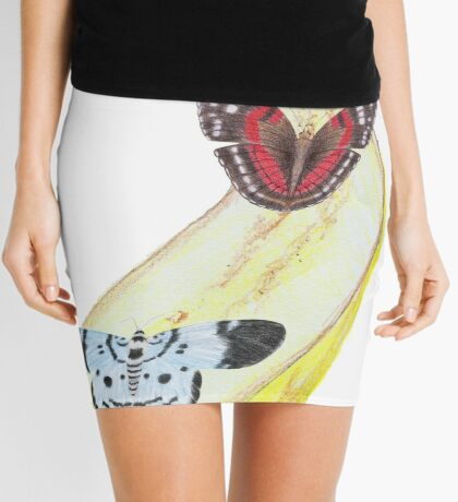Bytterfly Banana Feast Mini Skirt