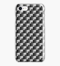 A Texture with Squares iPhone Case/Skin
