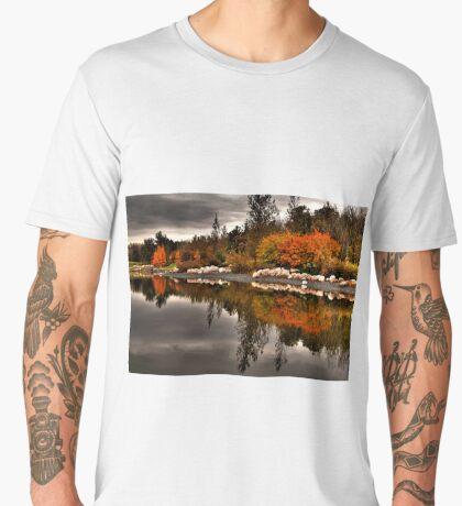 On Golden Pond Men's Premium T-Shirt