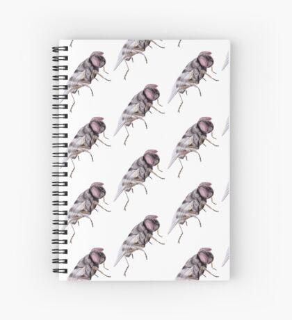 Housefly Spiral Notebook