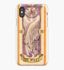 "Clow card ""The Firey"" iPhone Case/Skin"