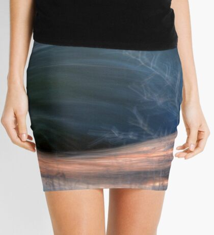The Abyss Mini Skirt