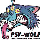 Psy-Wolf will blow your mind by stieven