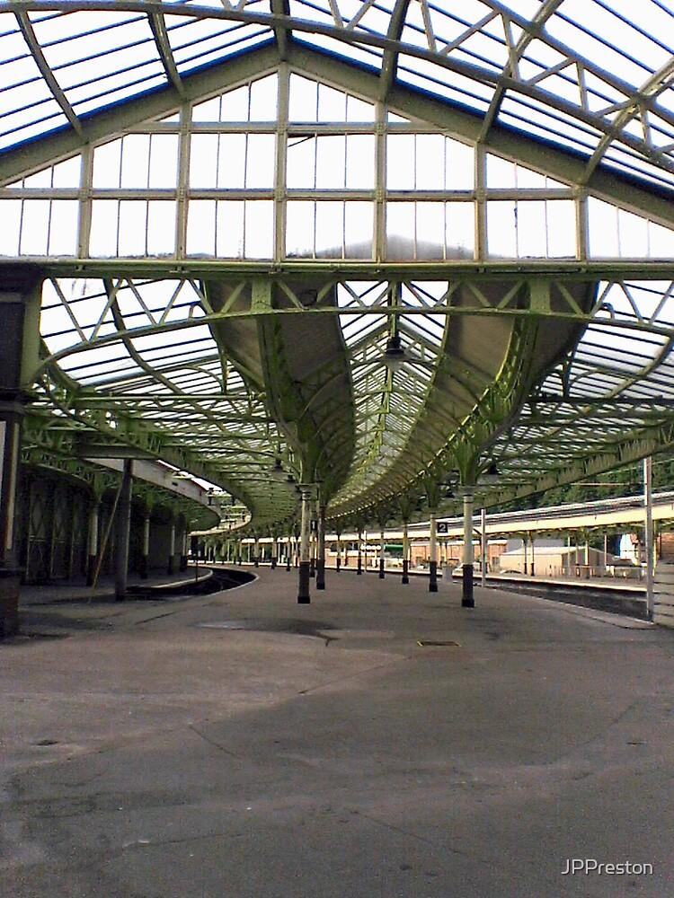 Weymss Bay Train Station by JPPreston