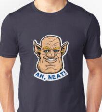 "Justin The Ogre ""Ah, Neat!"" T-Shirt"