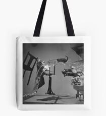 Dali Atomicus - by Philippe Halsman - Enhanced Tote Bag