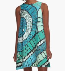 The Dance Mosaic  A-Line Dress