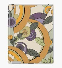 Winterflowers - Deco iPad Case/Skin