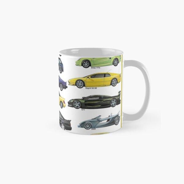 British sportscars  Classic Mug