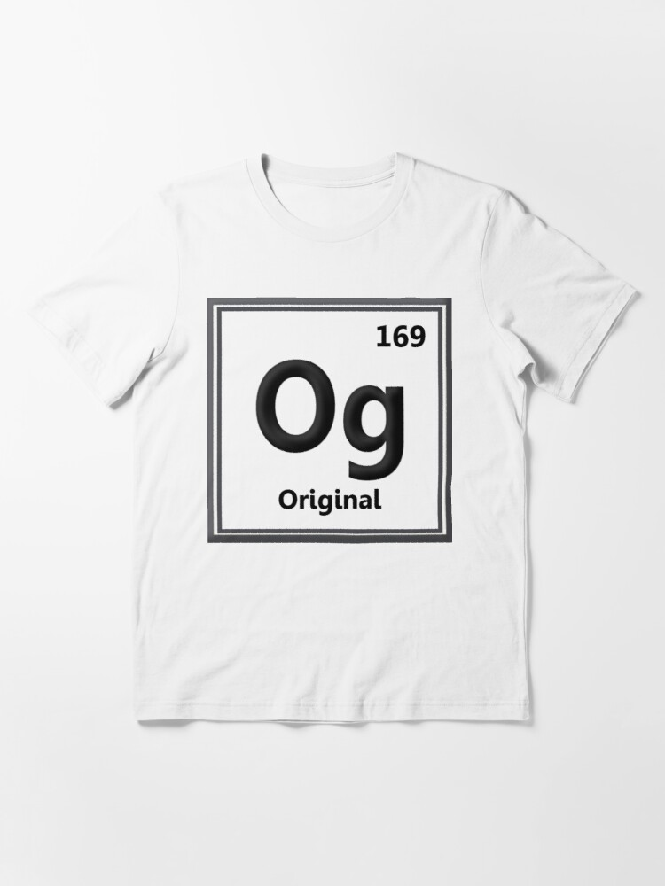 Alternate view of Original G (Original Gangster) Essential T-Shirt