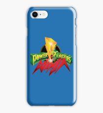 Power Rangers: Ninja iPhone Case/Skin