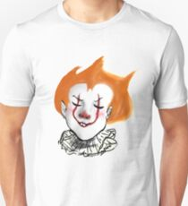 pennywise head T-Shirt