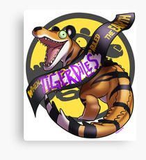 HomeCon Fall 2015 - Jurassic Park Canvas Print