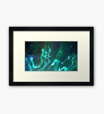 Gumby Ghosts Framed Print