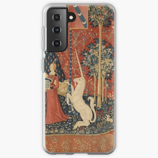 The Lady and the Unicorn: À Mon Seul Désir Samsung Galaxy Soft Case