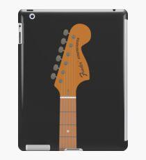 Stratocaster Guitar iPad Case/Skin