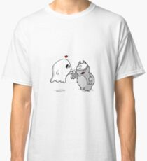 Gruselgruß - Spooky-Five Classic T-Shirt