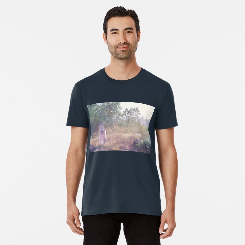 A Journey Into Strange Lands Premium T-Shirt