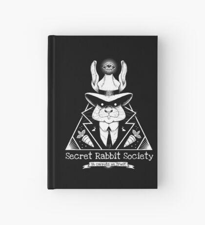 The Secret Rabbit Society Hardcover Journal