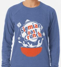 Siemian Toast Crunch Lightweight Sweatshirt
