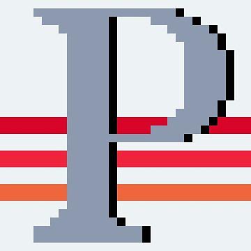 P Logo by Philocalist